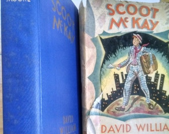 Vintage Book, Scoot McKay by David William Moore