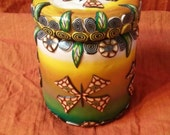 Enchanted Forest Butterfly Jar