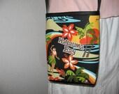 Crossbody/ Shoulder / Sling Bag, Purse - beach bag, Purse