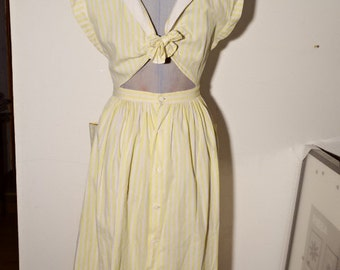 Gerard Darel vintage dress