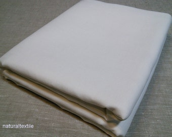 "100% Linen CALIFORNIA KING DUVET Cover Flax White Luxury 110""x96"" (280x244cm)"