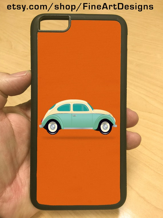 iPhone Case Vintage VW Beetle iPhone 6/6s iPhone 5/5s iPhone 4/4s