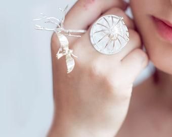 Birdcage Ring