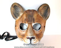 Japanese Lioness Mask 75