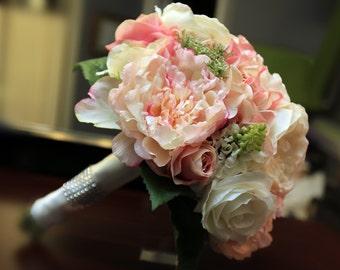 Wedding Flowers Bridal Bouquet Replica