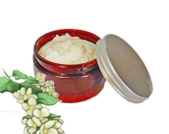 Jasmine Bio Active Body BUTTER organic nutrient rich whipped butter
