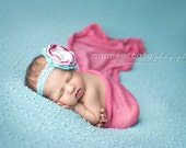 Headband of the Day -- First Crush Headband - M2M SweetHoney XOXO and Southern Belle Dress