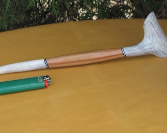 Convertable ceremonial/Personal pipe