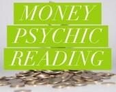 In-depth Money Tarot Reading - Video or MP3
