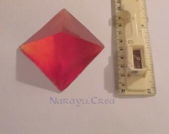Demon's red gem