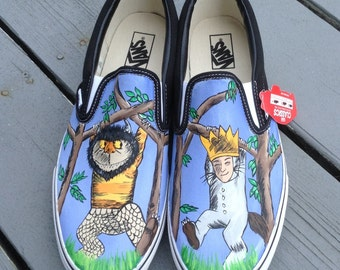 Where the Wild Things Are VANS