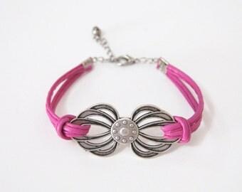 FREE Shipping Flower Anklet, Flower Ankle Charm Bracelet, Flower Ankle Bracelet, Gypsy Bracelet, Boho bracelet