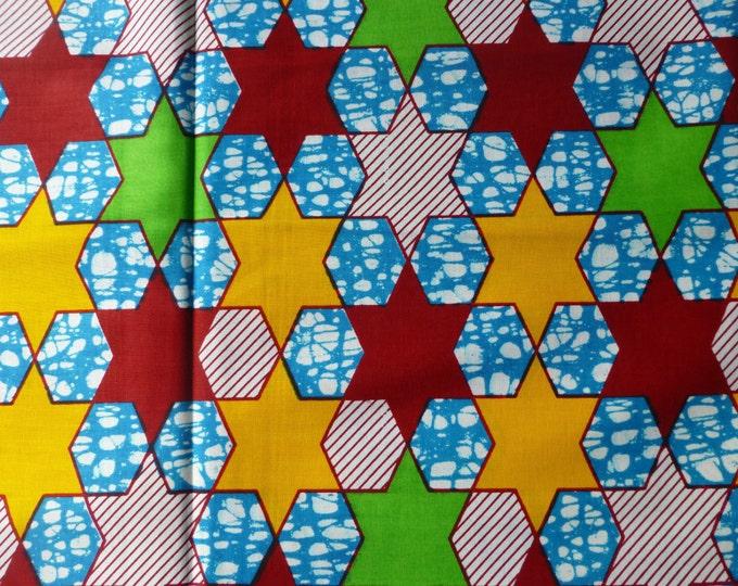 Mitex Holland Block Wax Print Fabrics For Dresses& Craft Making /Sewing/African Ankara Print Craft Fabric/Kitenge/ Sold By Yards