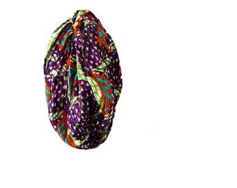 Spectacular Handmade African Print Ankara Turban Hat Small