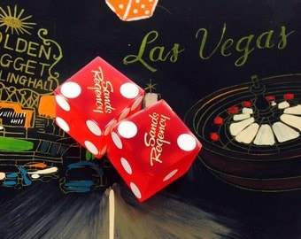 Take your Love to Pair a Dice for a Vegas Valentine's Day