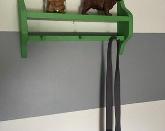 Green Peg Shelf