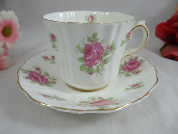 ann es 1930 vieil anglais royal bone china tasse th tasse. Black Bedroom Furniture Sets. Home Design Ideas