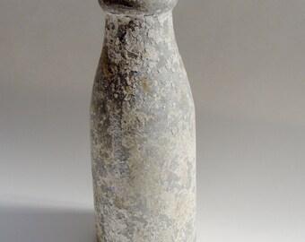 SALE - Vintage Carnival Milk Bottle