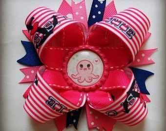 S.S Cutie stacked layered hair bow
