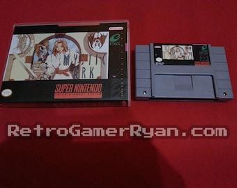 Mystic Ark (Super NES Reproduction)