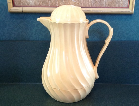 Thermos Brand Renate Carafe Pitcher Insulated Coffee Tea