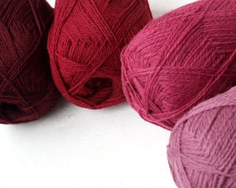 WOOL YARN, Wool for knitting, crochet, pure Wool Yarn