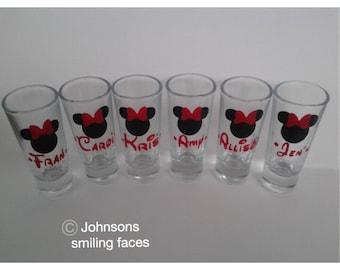 Personalized disney shot glass set (6)