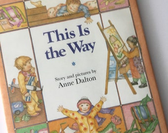 Vintage Scholastic This is the Way by Anne Dalton