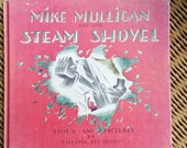 Mike Mulligan and His Steam Shovel 1939 Vintage Edition