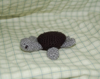 ON SALE ~ ONE Black Turtle/Turt from Over the Garden Wall