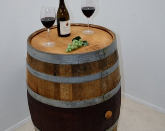 Wine Barrel 53 Gallons
