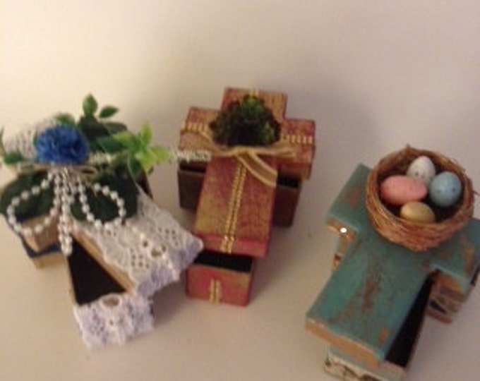 Easter Cross Boxes