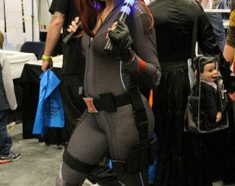 Assassin Costume Black