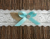 Wedding Garter Belt, Bridal Garter, Garter, Wedding Garter, Lace Garter, Bride Garter, Blue Bow Garter, Wedding Garter Burlap