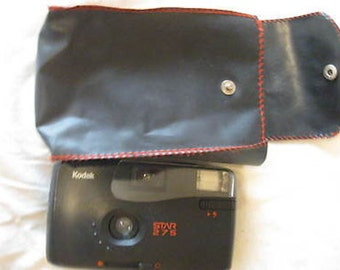 Kodak Star 275 35mm Film Camera with Case C25-15