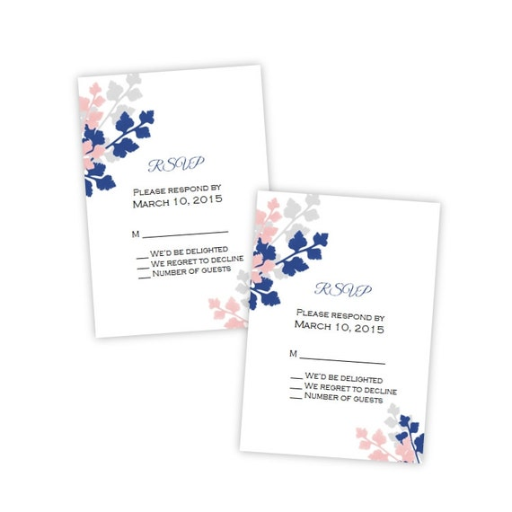 rsvp card template word diy wedding rsvp template editable text