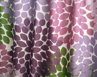 yellow and purple shower curtain. Shower Curtain in Purple and Lavender Inspired Floral Standard Long  Lengths 70 74 View Curtains by SwirledPeasDesigns on Etsy