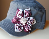 Womens Texas A&M Hats, Womens Hats, Womens Trucker hats, Womens Distressed flower hats, Womens Texas Bling Hats, Aggies Hats, Womens Gifts