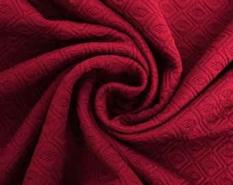 Ruby Jacquard Knit Stretch Fabric - Style 469