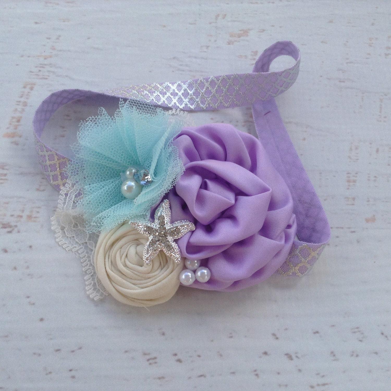Under the Sea headband Fairy Tales Collection