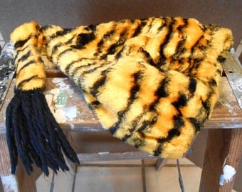Clever Tiger Hat for Child