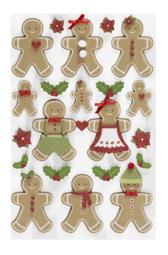 Martha stewart crafts cottage christmas by beyondretroboutique for Martha stewart xmas crafts