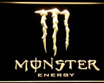 popular items for monster energy on etsy. Black Bedroom Furniture Sets. Home Design Ideas
