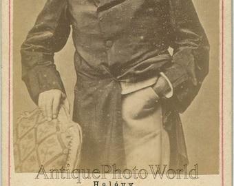 Fromental Halevy France composer antique CDV music photo
