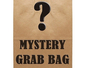 Mystery Bead Supply Grab Bag
