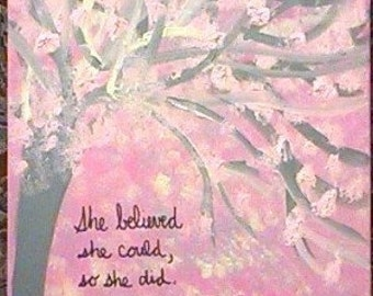 "CaptureMoments! ""She Believed"""