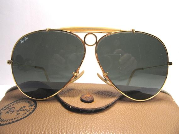 occhiali vintage ray ban anni 80