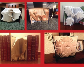 Christmas Book Folding Patterns Package