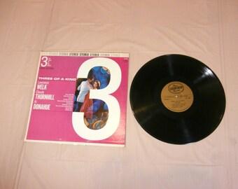 Three of a kind - L. Welk,C. Thornhill, A. Donahue lp music record Album - DLP - 906
