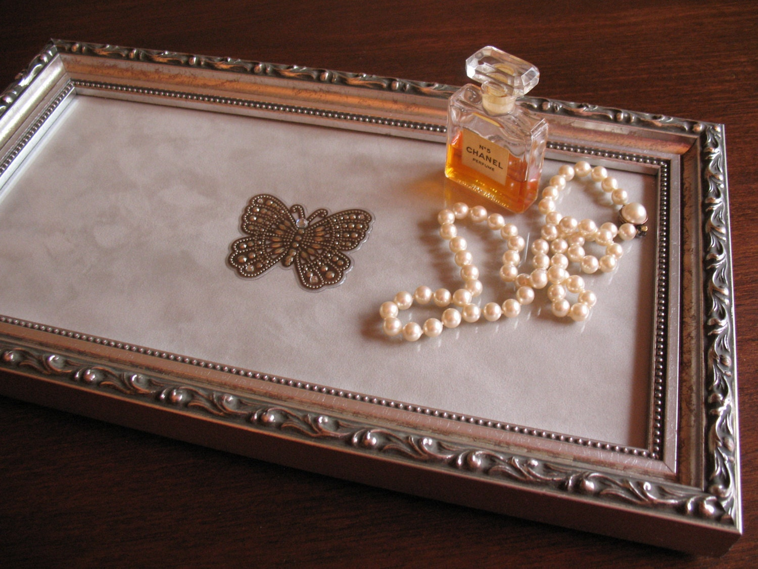 Glass Vanity Trays For Dresser Pictures To Pin On Pinterest
